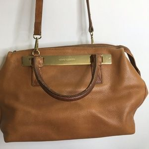 Vince Camuto Jace Satchel Shoulder Bag